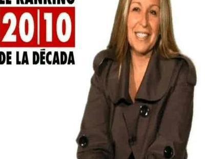 Rubalcaba, Trinidad Jiménez, Dani Mateo y Zaplana en 'El ranking de la década'
