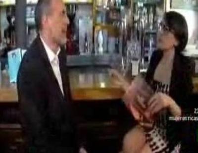"""Joan Ridao en la sección """"Cañas y Barra"""" de Thais Villas"""