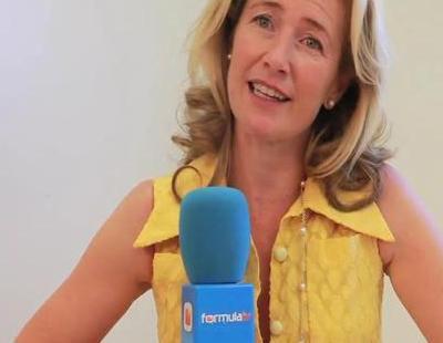 """Ana Duato: """"Mercedes Alcántara es una mujer pionera en su tiempo"""""""