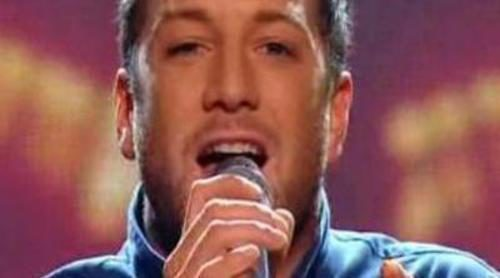 """Matt Cardle: """"The First Time Ever I Saw Your Face"""""""