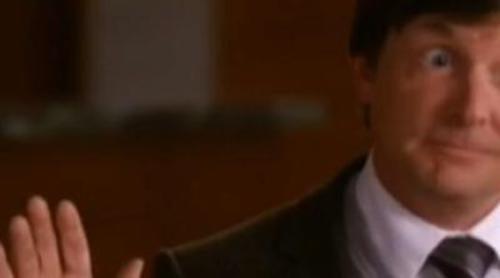 Michael J. Fox utiliza su enfermedad en 'The Good Wife'