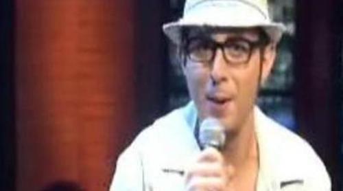 Berto imita a Compay Segundo cantando Guantanamera en 'Buenafuente'