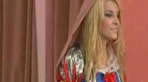 La hija de Mariana Nannis se prueba disfraces en 'Mujeres ricas'