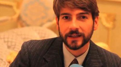 """Félix Gómez: """"Estoy convencido de que 'República' va a ser uno de los bombones de la temporada"""""""