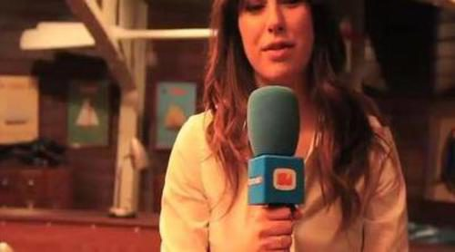 """Blanca Suárez: """"Ainhoa de 'El barco' sólo comparte con Julia de 'El internado' su decisión y su carácter"""""""