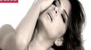 Making of de la sesión fotográfica del desnudo de Romina Belluscio en FHM