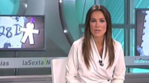 'laSexta noticias' se hace eco de la inocentada de FórmulaTV.com