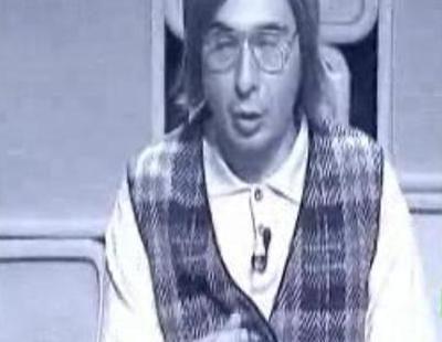 Berto Romero se disfraza del numerólogo Justino Robles en 'Buenafuente'