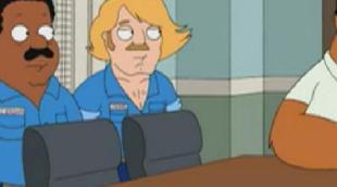 Tim se convierte en el jefe de Cleveland en 'The Cleveland Show'