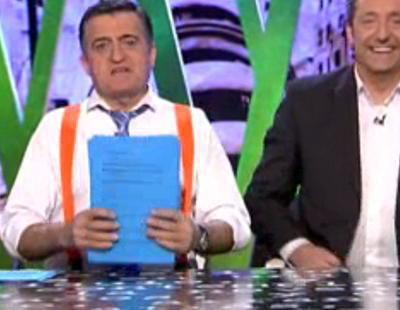 Josep Pedrerol y Jorge D'Alessandro acudieron a 'El intermedio'