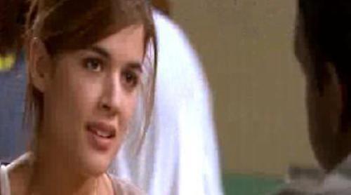 Adriana Ugarte aparece ya en la serie 'Hospital Central'