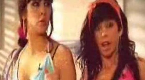 Iratxe se une a las 'Princesas de barrio' de 'Sé lo que hicisteis...'