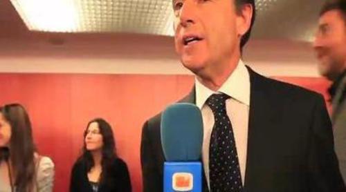 """Matías Prats: """"Sara Carbonero tiene muchos años por delante para ganar el TP de Oro"""""""