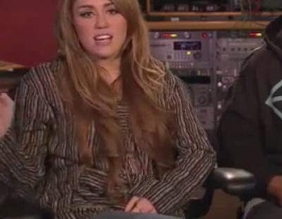 Promo de 'Saturday Night Live' con Miley Cirus