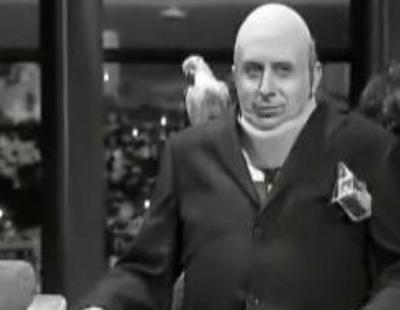 Alfred Hitchcock habla en 'Buenafuente' sobre la entrega de los Oscar