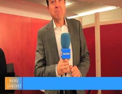 """Manu Sánchez: """"La clave de 'Antena 3 Noticias' es no fallar al espectador"""""""