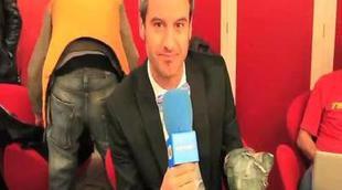 """Nico Abad: """"Sabíamos cómo narrar el Mundial tras la experiencia de la Eurocopa"""""""