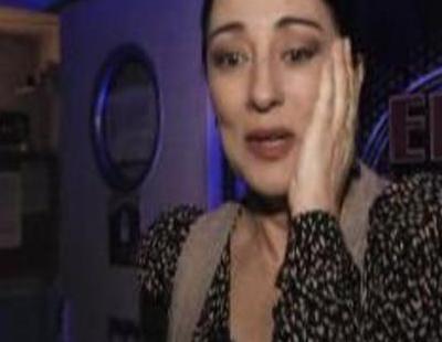 """Isabel Ordaz, la """"Hierbas"""", se emociona tras su monólogo en 'El club de la comedia'"""
