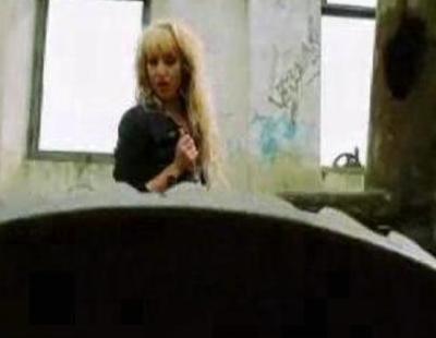 Paqui graba el videoclip de su canción en 'Princesas de barrio'