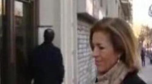 Gonzo descubre a Ana Botella acudiendo a la peluquería en coche oficial