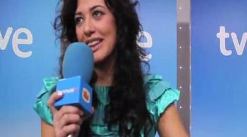 """Lucía Pérez: """"Le debo mucho a Galicia, pero no soy la representante de Eurovisión solo por su apoyo"""""""