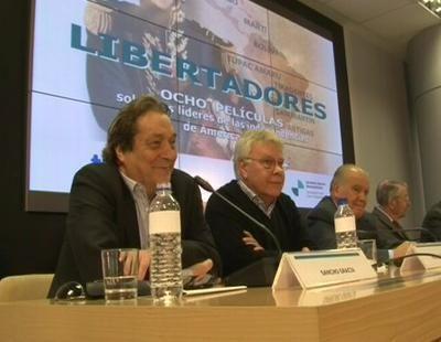 Presentación de 'Libertadores', la nueva serie de largometrajes de TVE