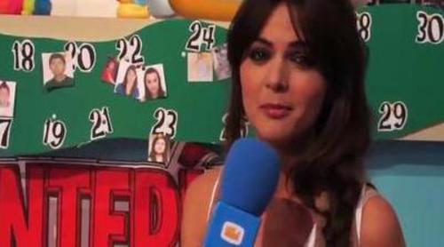 """Romina Belluscio: """"Estoy encantada con cómo me ha recibido la gente en España"""""""