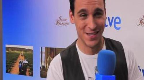 """Ricard Sales: """"Daniel Reverte se va a pasar al lado oscuro en la segunda temporada de 'Gran reserva'"""""""