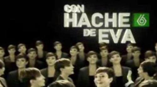 'Con Hache de Eva', el título del nuevo programa de Eva Hache