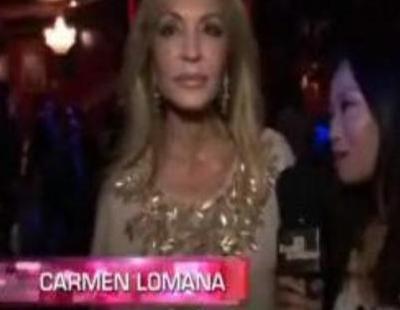 Carmen Lomana confiesa a Usun Yoon que es amiga de El Langui