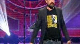 Goyo Jiménez intenta ligar en 'El club de la comedia'