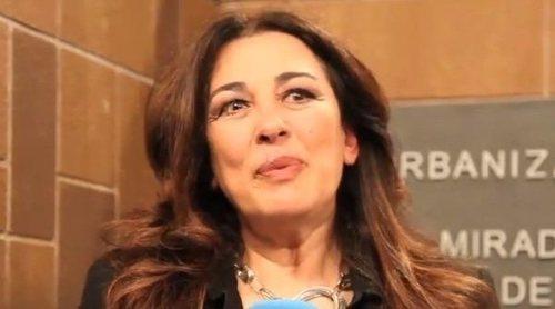 """Isabel Ordaz: """"Una de las cosas buenas que tiene 'La que se avecina' es que no es naturalista"""""""