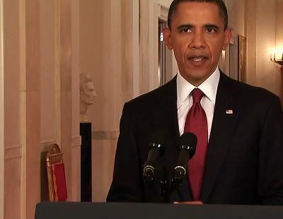 La noticia del día: Obama anuncia la muerte de Osama Bin Laden