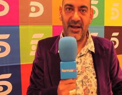 """José Corbacho: """"Me encantaría que viniesen Javier Bardem o Penélope Cruz, pero como no vienen, me tengo que disfrazar yo"""""""