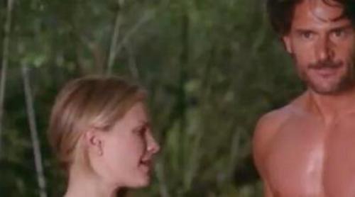 Alcide se desnuda ante Sookie en la nueva promo de 'True Blood'