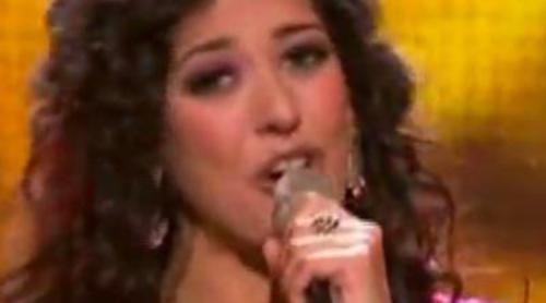 """Lucía Pérez en la Final de Eurovisión 2011: """"Que me quiten lo bailao"""""""