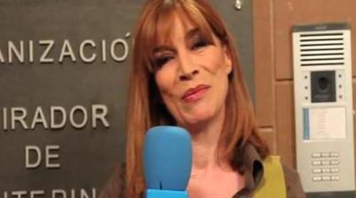 """María Casal: """"El personaje de Antonia San Juan en 'La que se avecina' es insustituible"""""""