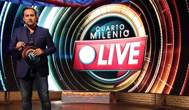 Promo de \'Cuarto Milenio Live\', el nuevo formato de Iker ...