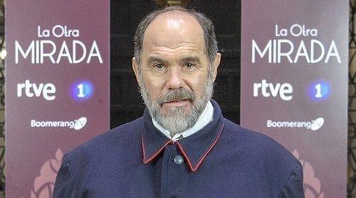 """Joaquín Notario: """"'La otra mirada' muestra una historia de amor de segundas oportunidades para gente madura"""""""