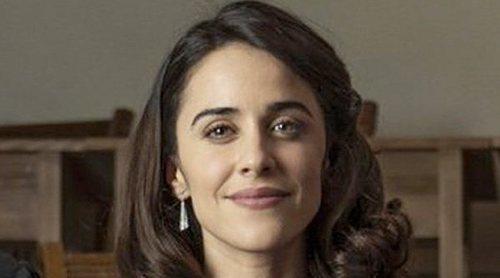 """Macarena García: """"Sería muy guay ver un crossover entre 'El Ministerio del Tiempo' y 'La otra mirada'"""""""