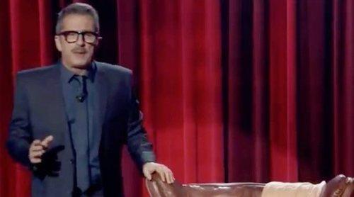 """El emotivo monólogo de Buenafuente dedicado a Chicho Ibáñez Serrador: """"Este aplauso es para ti"""""""