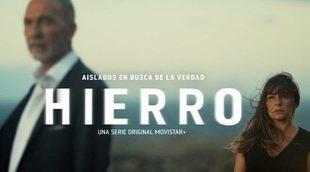 Dos mundos opuestos chocan en el nuevo teaser de 'Hierro', la serie original de Movistar+