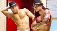 Así se graban los stripteases de 'Toy Boy', la nueva serie de Antena 3