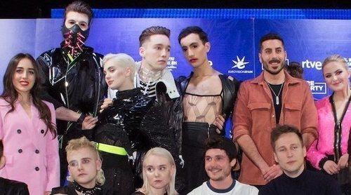 Eurovisión 2019: Rueda de prensa de la preparty de Madrid