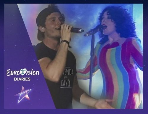 'Eurovisión Diaries': Así vivimos la PreParty de Madrid con Miki como anfitrión