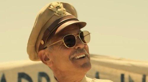 'Catch-22': George Clooney explora el disparate de la guerra en el nuevo tráiler de la sátira de Hulu