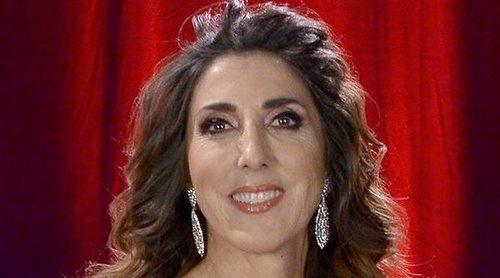"""Paz Padilla: """"Cuando salgo de 'Sálvame' cuelgo el traje de faena y nunca me entero de nada"""""""