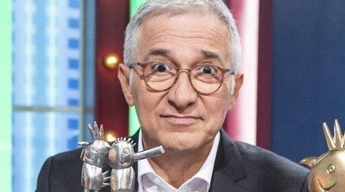 """Xavier Sardà: """"'Crónicas marcianas' fue inolvidable, pero yo ya estoy mayor para un programa diario"""""""