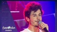 """'Eurovisión Diaries': Todo lo que sabemos de la puesta en escena de Miki y """"La venda"""""""
