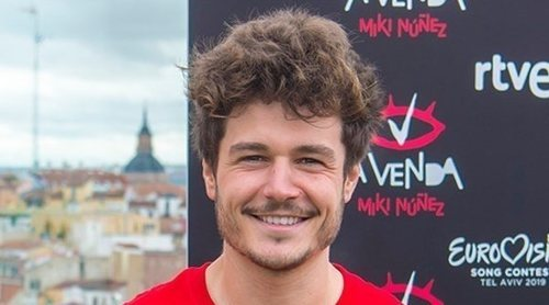 """Miki (Eurovisión 2019): """"Ahora que he visto las posibilidades del escenario entiendo mi puesta en escena"""""""